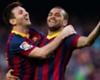 Dani Alves: Melhor lateral do Barça