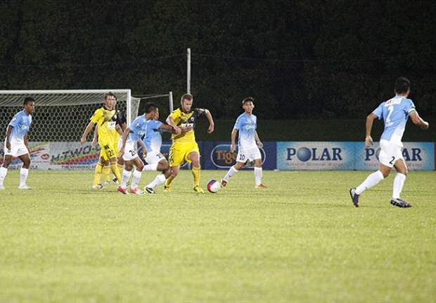Late goals secure three points for Stags