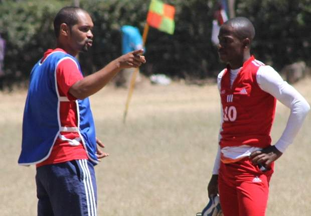 Ulinzi Stars' Salim Ali ready to tackle Western Stima in Kakamega