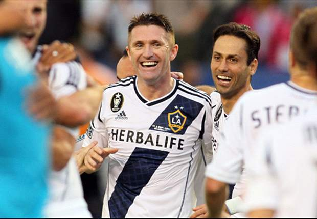 VIDEO: Robbie Keane scores double for LA Galaxy