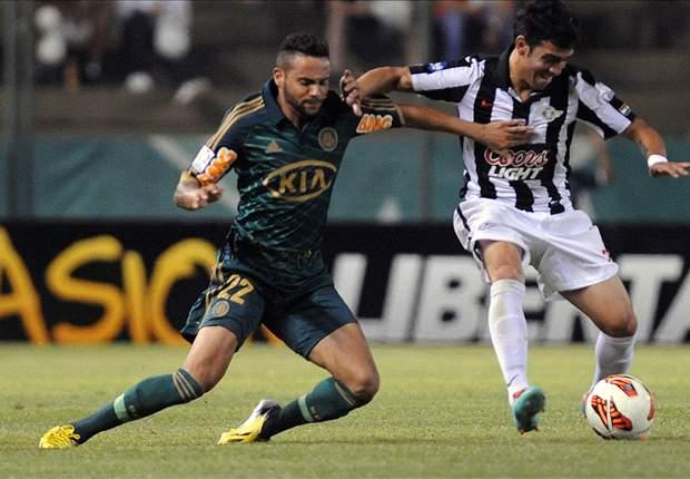 Copa Libertadores: Libertad vence al Palmeiras sin complicaciones