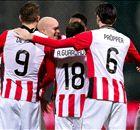 Luchtig intermezzo voor PSV tegen De Graafschap
