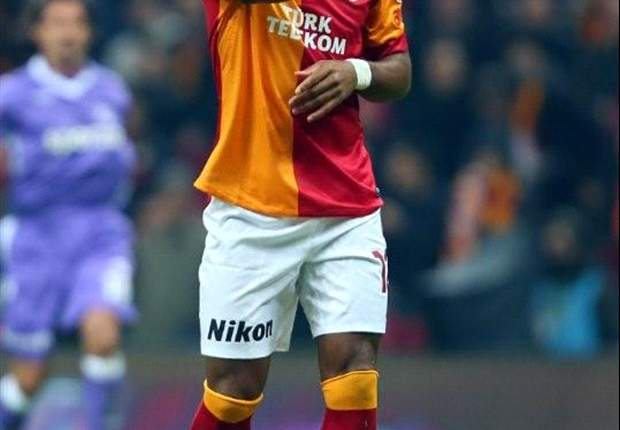 Drogba: Galatasaray lucky to leave Eskisehirspor with a point