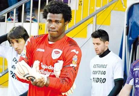 Brimah misses out on Caf Champions League spot