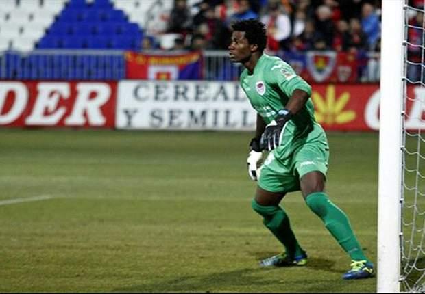 Ghana should give me a chance, says Spain-based goalkeeper Razak Brimah