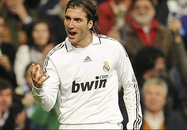 Manchester City Bidik Gonzalo Higuain