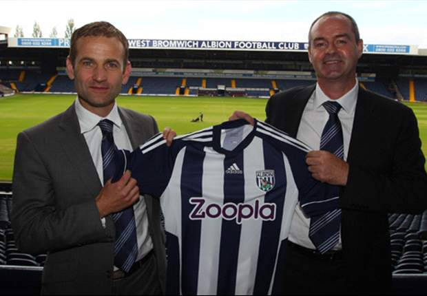 Dan Ashworth leaves West Brom to take FA role