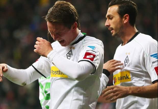 Luuk De Jong Akhiri Paceklik Borussia Monchengladbach