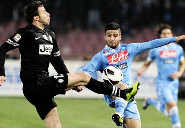 Napoli Ditahan Imbang Juventus 1-1