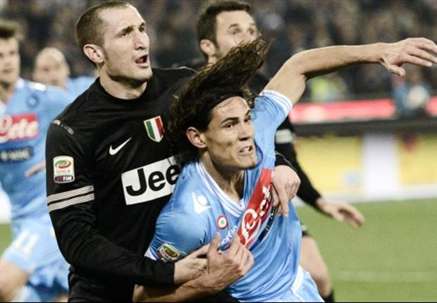 Juventus strengthen grip on Scudetto but brutal Cavani elbow proves review rules must change