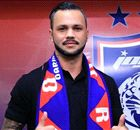 Rangel scores first goal for JDTII in 7-1 rout