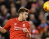 Lallana reveals Liverpool bust-up