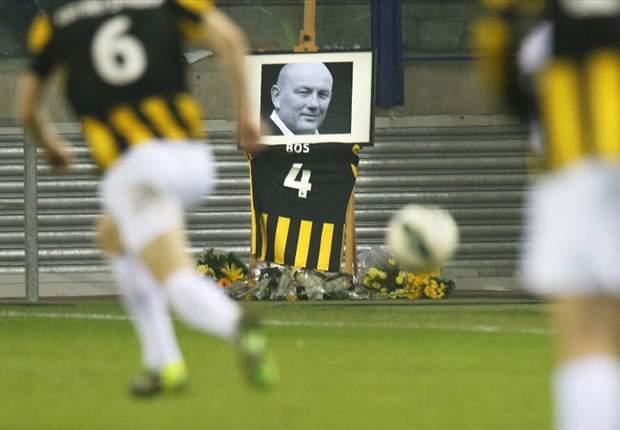 """Vitesse rouwt: """"Je kunt alleen maar huilen"""""""