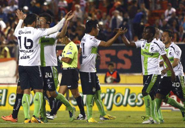 Liga MX: Jaguares 1-3 Santos | El 'Guerrero' cazó al jaguar en la selva