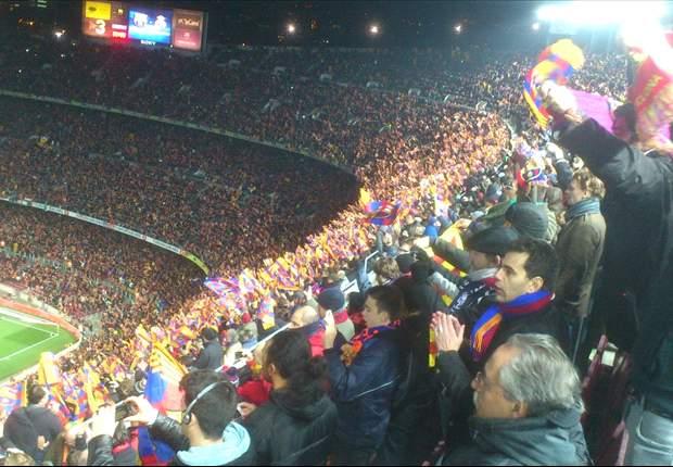 El Barcelona aumenta las medidas de seguridad