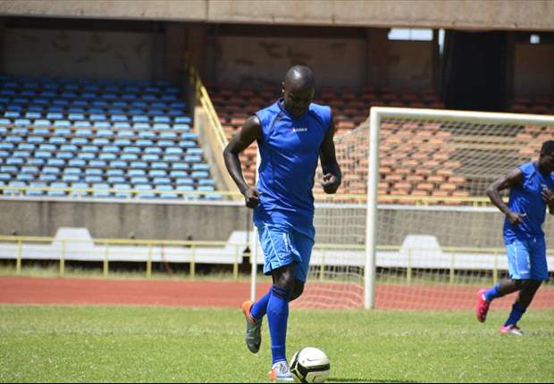 AFC Leopards striker Mike Baraza rescinds decision to quit