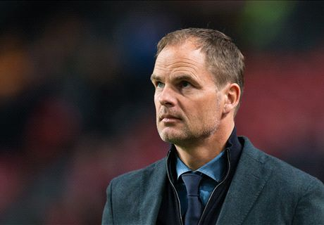 De Boer must learn from Feyenoord win