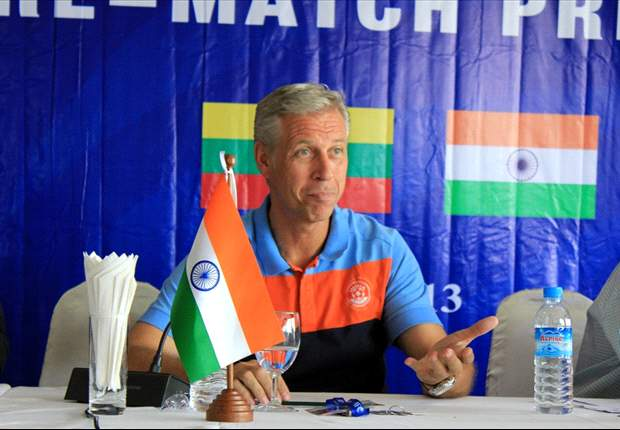 'It was very important to start with three points' - India's coach Wim Koevermans