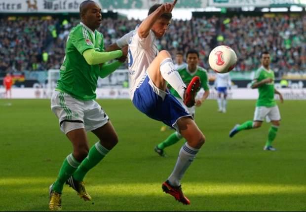 Wolfsburgs Naldo fällt einige Wochen aus