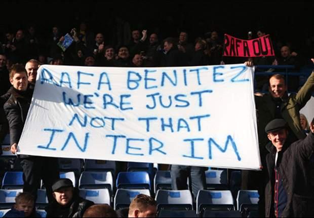 Rafael Benitez Mulai Rasakan Dukungan Suporter Chelsea