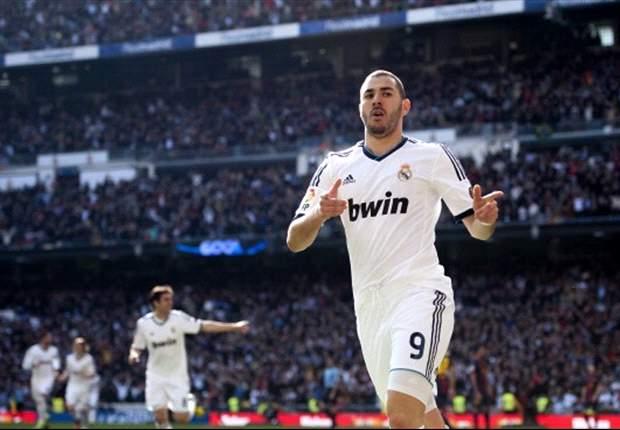 """Benzema: """"Me alegran mucho los goles de Gonzalo Higuaín"""""""