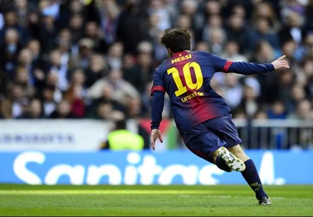 Cristiano Ronaldo 17-15 Lionel Messi: En Liga, marcó Messi