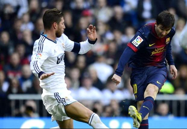 Laporan Pertandingan: Real Madrid 2-1 Barcelona