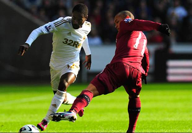 Nathan Dyer wants positive Swansea start against Manchester United