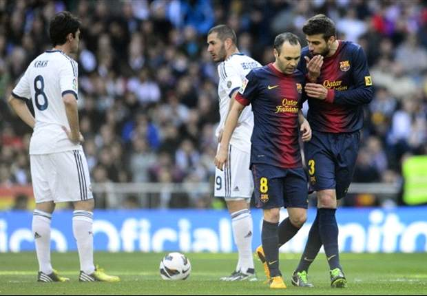 Iniesta: We couldn't afford to let Madrid challenge