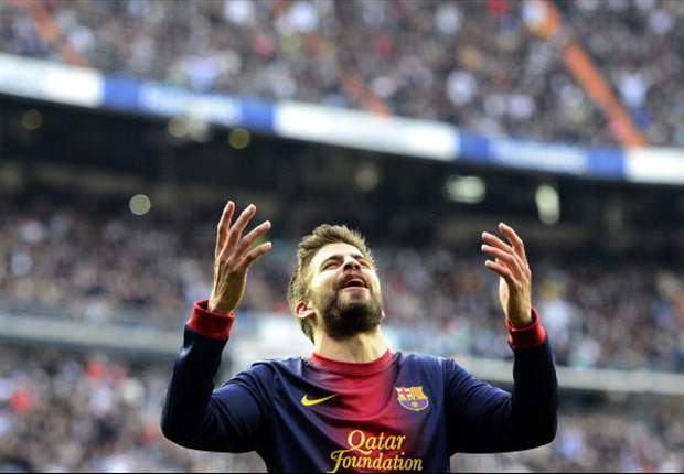 'Fans who don't believe should stay at home' - Pique