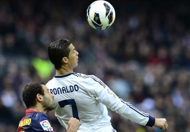 Un Real Madrid eufórico y un Barcelona al borde del abismo