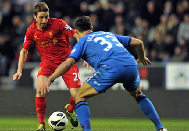 Suarez 'a hero' for Liverpool players, says Allen