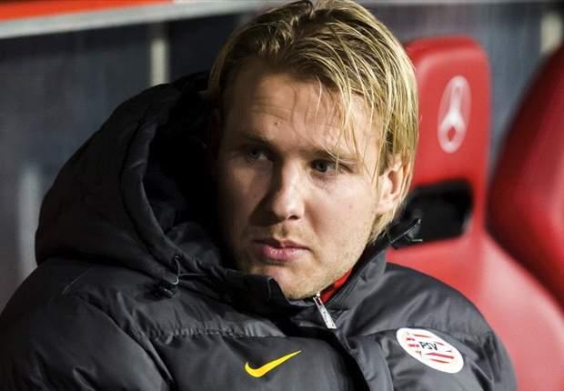 Ola Toivonen en Mino Raiola hebben geen haast met een nieuw contract bij PSV