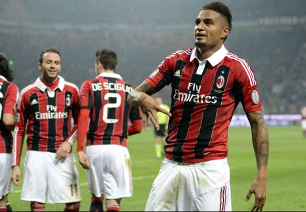 Boateng: Beating Juventus is key to second place