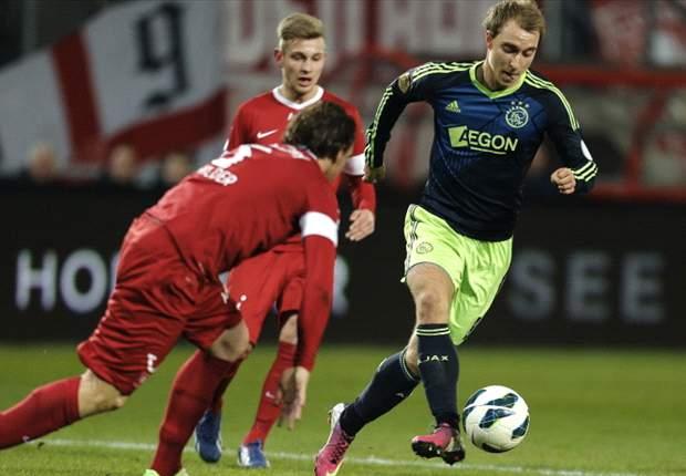 Ajax simpel voorbij hulpeloos Twente
