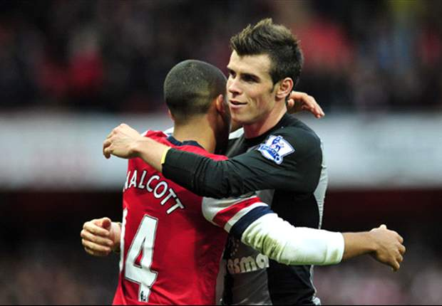Lineker: Walcott not in the same league as Bale