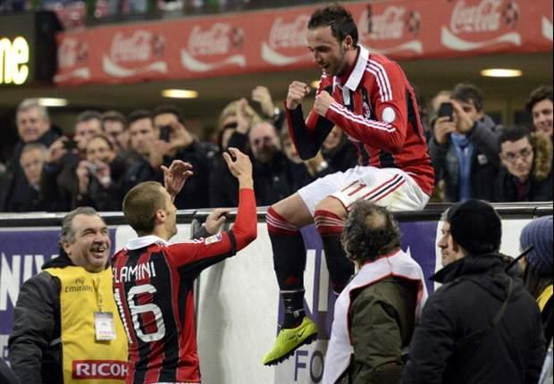 Milan continúa imparable en la Serie A