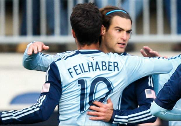 Sporting Kansas City 2-0 Montreal Impact: Canadians drop points for first time in 2013