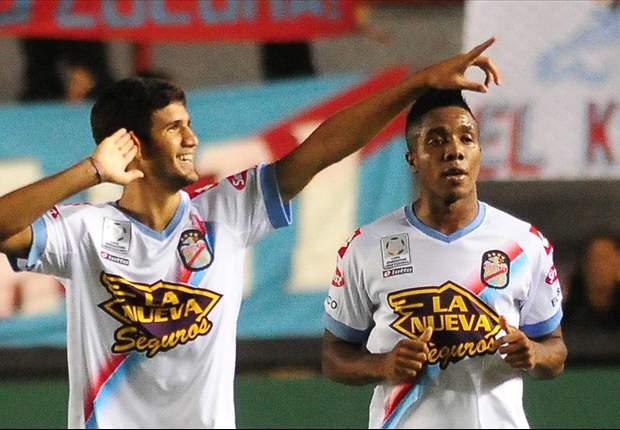 Arsenal 1-0 Independiente: Un paso atrás