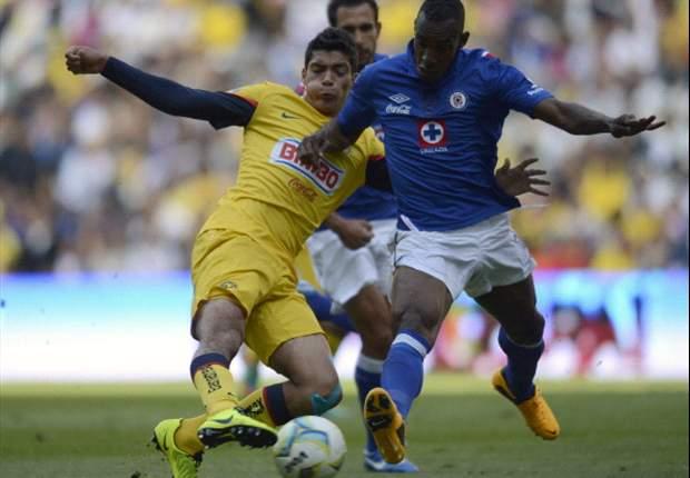Liga MX: América 3-0 Cruz Azul | Benítez resurge en el Clásico Joven