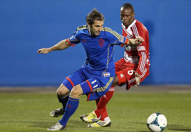 FC Dallas 1-0 Colorado Rapids: Jackson goal starts FCD off with three points