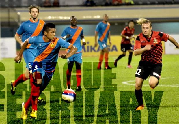 REVIEW S-League Singapura: Februari 2013