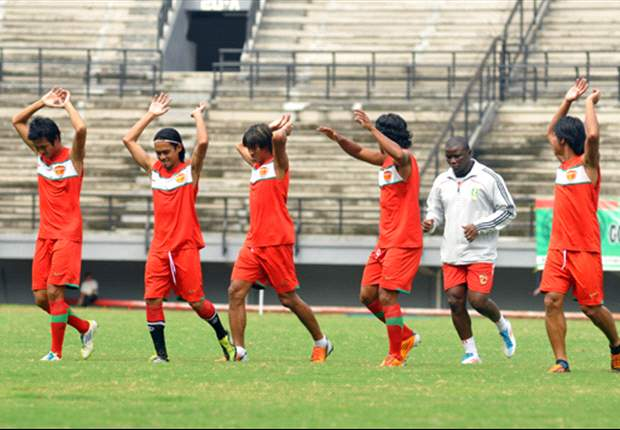 Bontang FC mempersiapkan tim menghadapi Divisi Satu