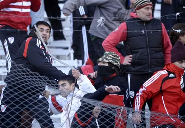 La violencia en el fútbol no es del fútbol