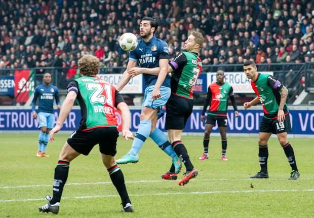 Sterk Feyenoord onderstreept titelaspiraties