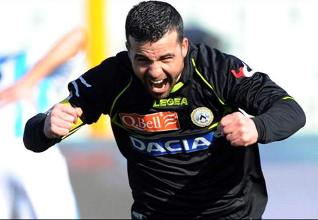 Only Messi & Ronaldo have scored more league goals than Di Natale since 2009