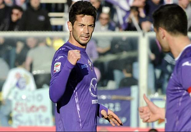 El argentino Larrondo le da el triunfo a la Fiorentina sobre Chievo