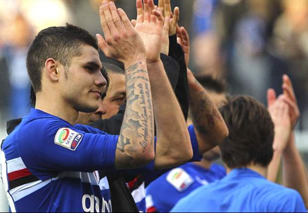 Sampdoria Tak Ingin Lepas Mauro Icardi Dan Simone Zaza