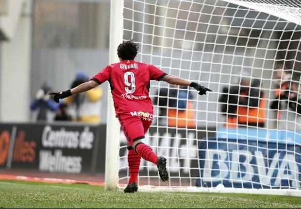 Giovani dos Santos muestra confianza en duelo ante Real Madrid