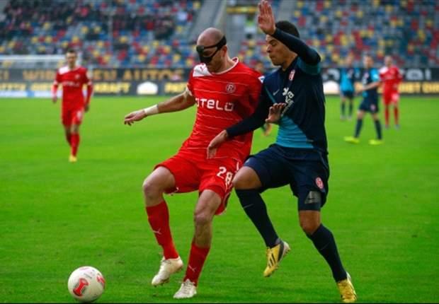 Mainz 05 erkämpft sich einen Punkt in Düsseldorf